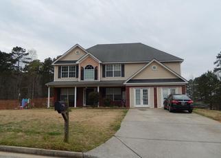 Pre Foreclosure in Fairburn 30213 LAKE JOYCE LN - Property ID: 1390591243