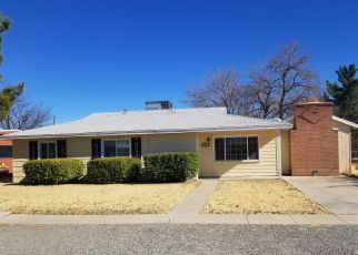 Pre Foreclosure in Willcox 85643 N COCHISE AVE - Property ID: 1391191268