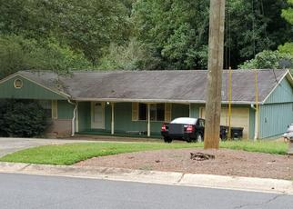 Pre Foreclosure in Marietta 30008 FERN VALLEY DR SW - Property ID: 1391208355