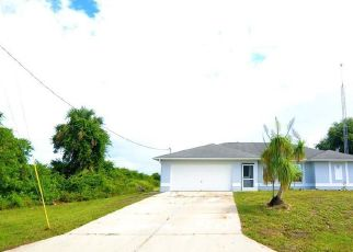 Pre Foreclosure in Port Charlotte 33981 MOORE CT - Property ID: 1391366913