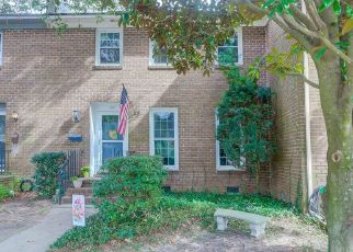 Pre Foreclosure in Mount Pleasant 29464 BONNEAU LN - Property ID: 1391387939