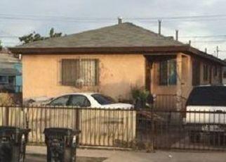 Pre Foreclosure in Los Angeles 90059 E 109TH PL - Property ID: 1391477713