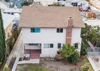 Pre Foreclosure in Los Angeles 90043 WEST BLVD - Property ID: 1391598142