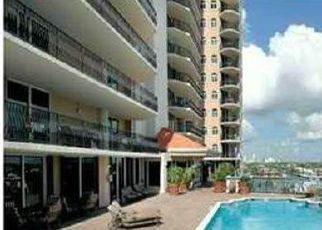 Pre Foreclosure in Fort Lauderdale 33316 S BIRCH RD - Property ID: 1391894215