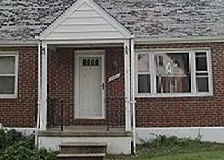 Pre Foreclosure in Baltimore 21206 EURITH AVE - Property ID: 1392211759