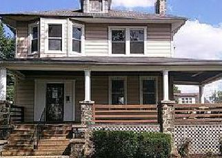 Pre Foreclosure in Baltimore 21215 GRANTLEY RD - Property ID: 1392241535