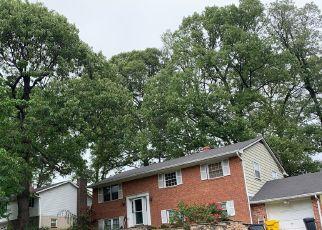 Pre Foreclosure in Severna Park 21146 GRANDIN AVE - Property ID: 1392595418