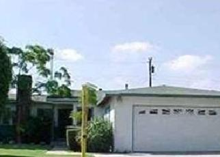 Pre Foreclosure in Anaheim 92804 W CLEARBROOK LN - Property ID: 1392623449