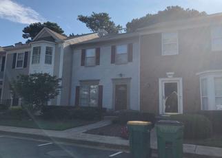Pre Foreclosure in Alpharetta 30022 MORNINGSIDE PARK DR - Property ID: 1392630457