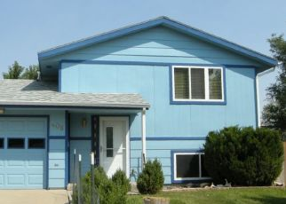 Pre Foreclosure in Gillette 82718 LAUREL CT - Property ID: 1392758345