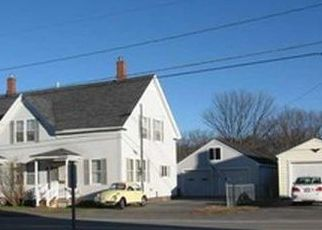 Pre Foreclosure in Waterville 04901 BOSTON AVE - Property ID: 1393030322