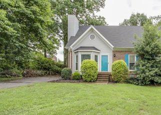 Pre Foreclosure in Mount Juliet 37122 BELINDA PKWY - Property ID: 1393217787