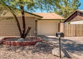 Pre Foreclosure in Tempe 85283 E YALE DR - Property ID: 1393498973