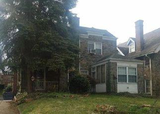 Pre Foreclosure in Philadelphia 19131 WOODBINE AVE - Property ID: 1393522616