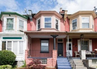 Pre Foreclosure in Philadelphia 19144 W COULTER ST - Property ID: 1393534886