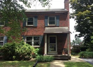 Pre Foreclosure in Middletown 17057 OAK HILL DR - Property ID: 1393649176