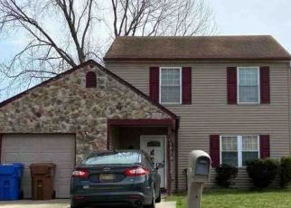 Pre Foreclosure in Swedesboro 08085 ORIOLE DR - Property ID: 1393705690