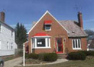 Pre Foreclosure in Cleveland 44128 INVERMERE AVE - Property ID: 1394151994