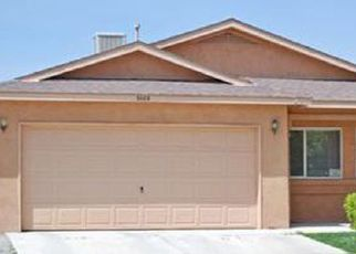 Pre Foreclosure in Rio Rancho 87144 CHAMA MEADOWS DR NE - Property ID: 1394493600
