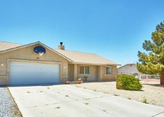 Pre Foreclosure in Apple Valley 92308 ITASCA RD - Property ID: 1394665280