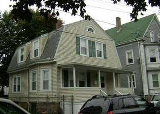 Pre Foreclosure in New Bedford 02740 PIERCE ST - Property ID: 1394885138