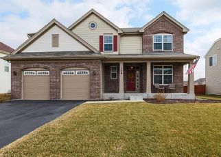 Pre Foreclosure in Oswego 60543 WINTHROP DR - Property ID: 1395190861