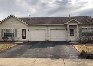 Pre Foreclosure in Montgomery 60538 REBECCA CIR - Property ID: 1395196550