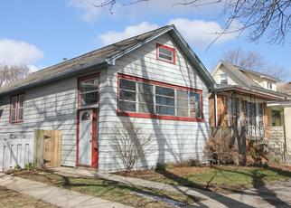 Pre Foreclosure in Forest Park 60130 THOMAS AVE - Property ID: 1395436110