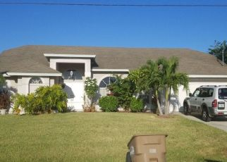 Pre Foreclosure in Cape Coral 33914 SW 19TH AVE - Property ID: 1395690587