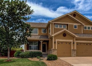 Pre Foreclosure in Castle Rock 80108 SOLSTICE WAY - Property ID: 1395836878