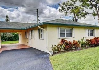 Pre Foreclosure in Delray Beach 33445 CARDINAL LN - Property ID: 1395841239