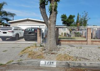 Pre Foreclosure in Sun Valley 91352 CRANER AVE - Property ID: 1395945931