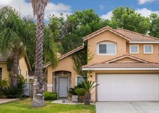 Pre Foreclosure in Temecula 92592 CAMINO GONZALES - Property ID: 1396012492