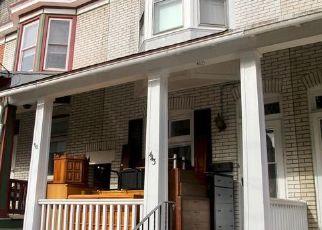 Pre Foreclosure in Kutztown 19530 W WALNUT ST - Property ID: 1396150906