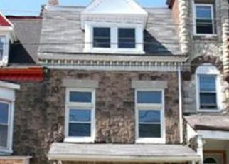 Pre Foreclosure in Reading 19601 N 6TH ST - Property ID: 1396151330