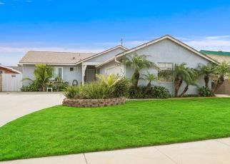 Pre Foreclosure in Anaheim 92804 W SIVA AVE - Property ID: 1396221853