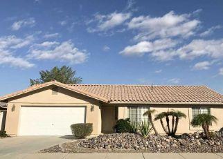 Pre Foreclosure in Yuma 85367 E 24TH LN - Property ID: 1396278339