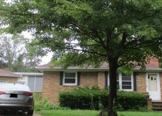 Pre Foreclosure in Sun Prairie 53590 HILLCREST CIR - Property ID: 1396541566