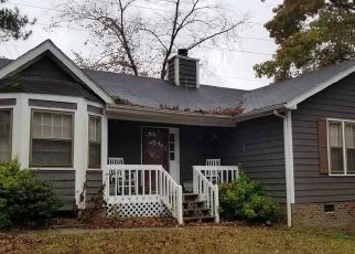 Pre Foreclosure in Raleigh 27616 MANDREL WAY - Property ID: 1396851205