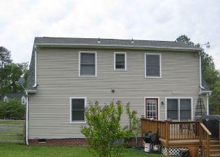 Pre Foreclosure in Mechanicsville 23111 ANN CABELL CT - Property ID: 1396968141