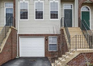 Pre Foreclosure in Centreville 20120 EARLY AUTUMN DR - Property ID: 1397015452