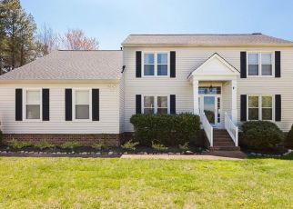 Pre Foreclosure in Midlothian 23112 BELMONT STAKES PL - Property ID: 1397041738