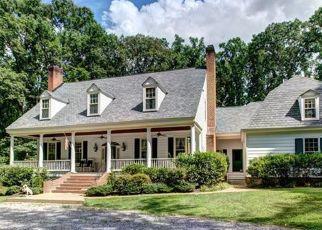 Pre Foreclosure in Crozier 23039 BIRNAM WOOD WAY - Property ID: 1397077644