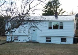 Pre Foreclosure in Oxford 04270 WEBBER BROOK RD - Property ID: 1397127577