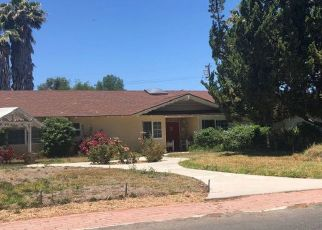 Pre Foreclosure in Thousand Oaks 91360 STRAWBERRY HILL RD - Property ID: 1397238381