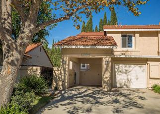 Pre Foreclosure in Moorpark 93021 HARVESTER ST - Property ID: 1397239703