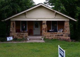 Pre Foreclosure in Sapulpa 74066 S MAPLE ST - Property ID: 1397323793
