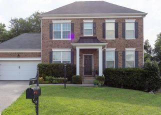 Pre Foreclosure in Mount Juliet 37122 NORMANDY DR - Property ID: 1397404371