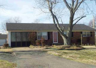 Pre Foreclosure in Union City 38261 S OLIVE ST - Property ID: 1397587897