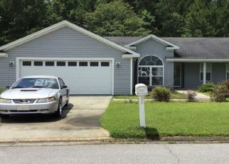 Pre Foreclosure in Ridgeland 29936 BRANDON CV - Property ID: 1397865115